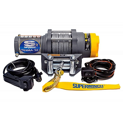 Лебедка Superwinch Terra 35